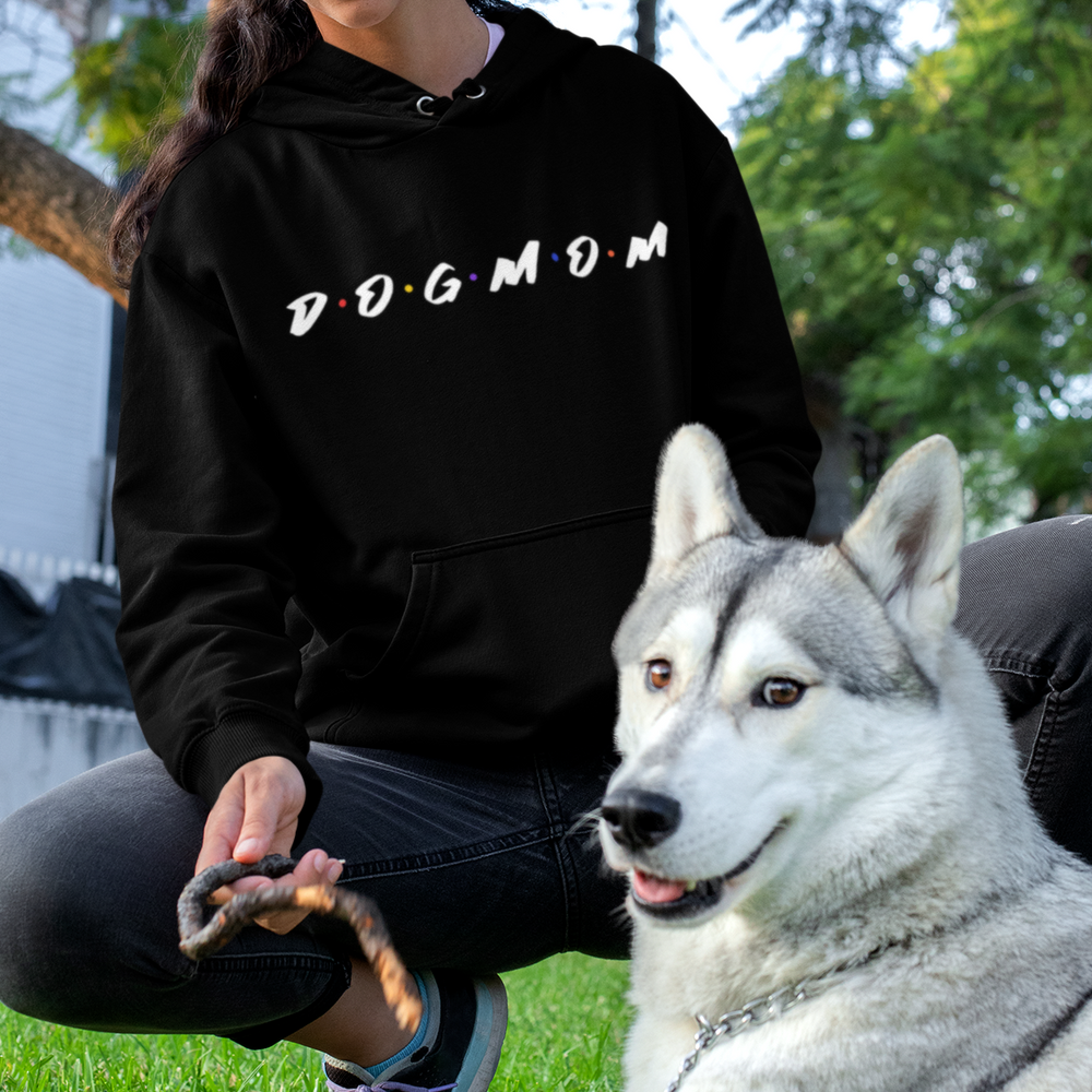 Dog Mom Friends Hoodie