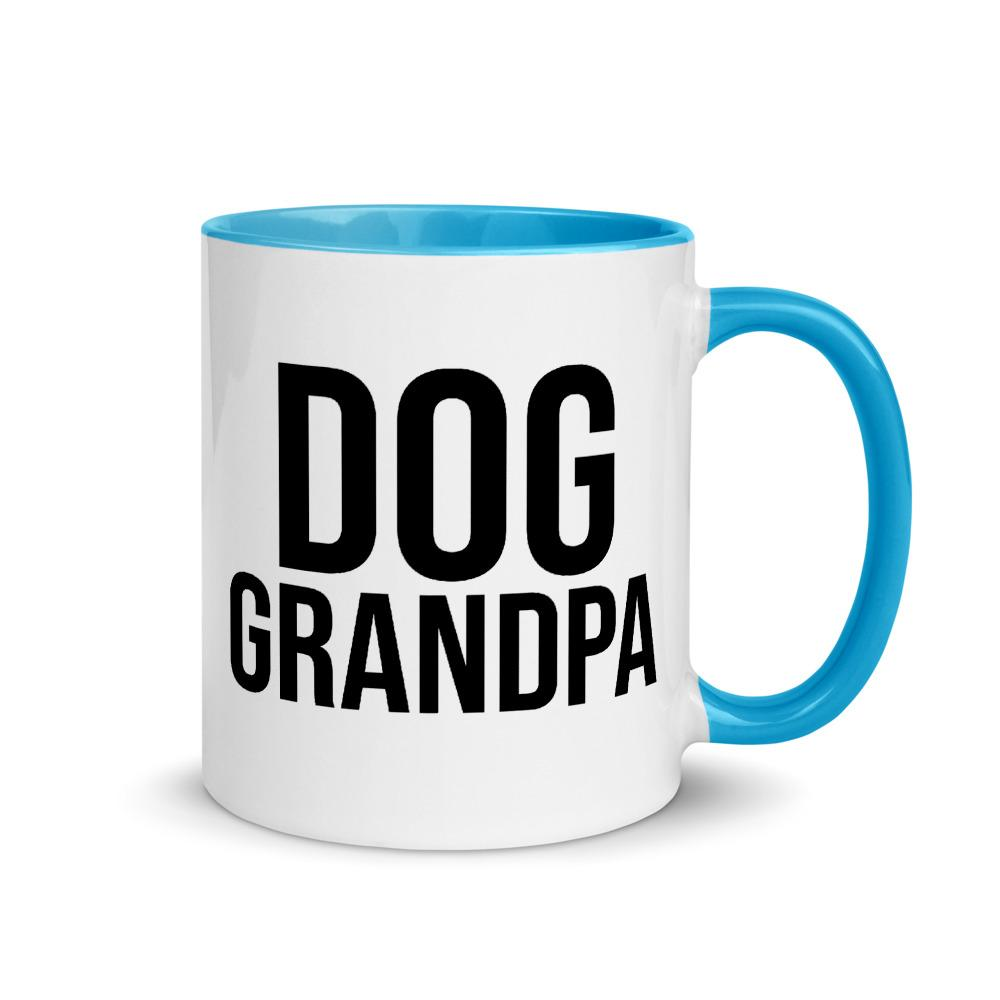 Dog Grandpa Coffee Mug