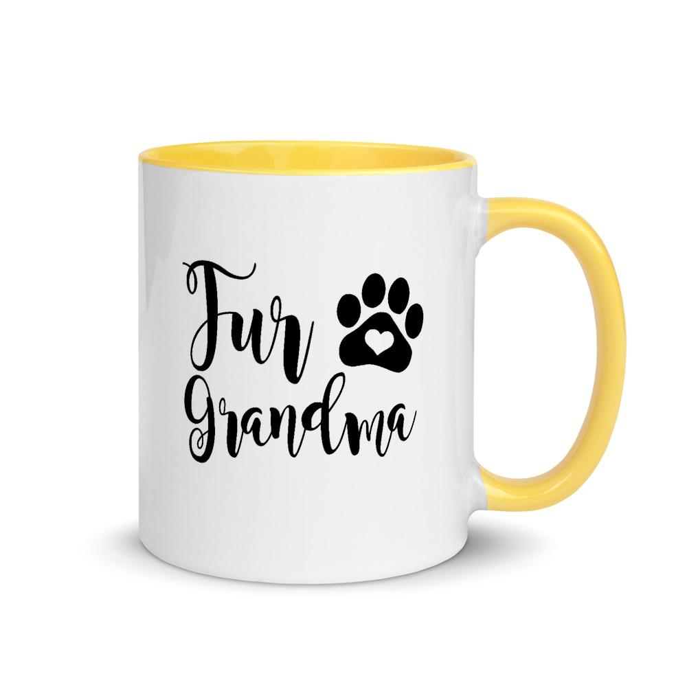 Fur Grandma Coffee Mug