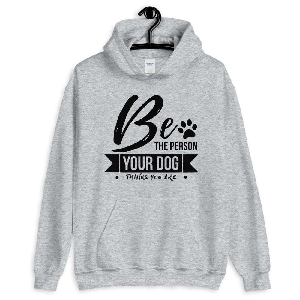 Be The Person Hoodie