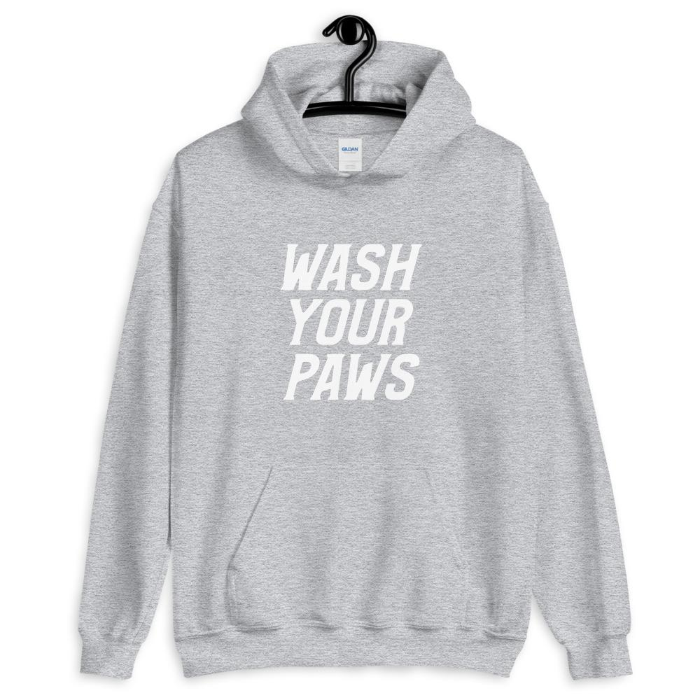 Wash Your Paws Hoodie