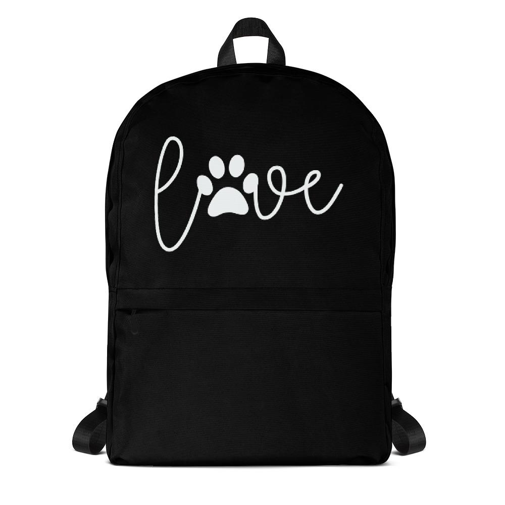Love Paw Backpack
