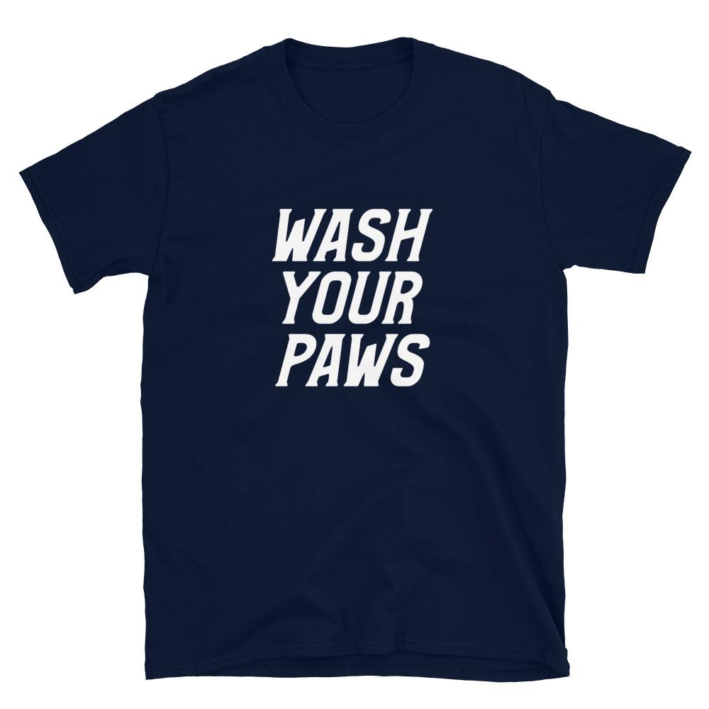 Wash Your Paws T-Shirt