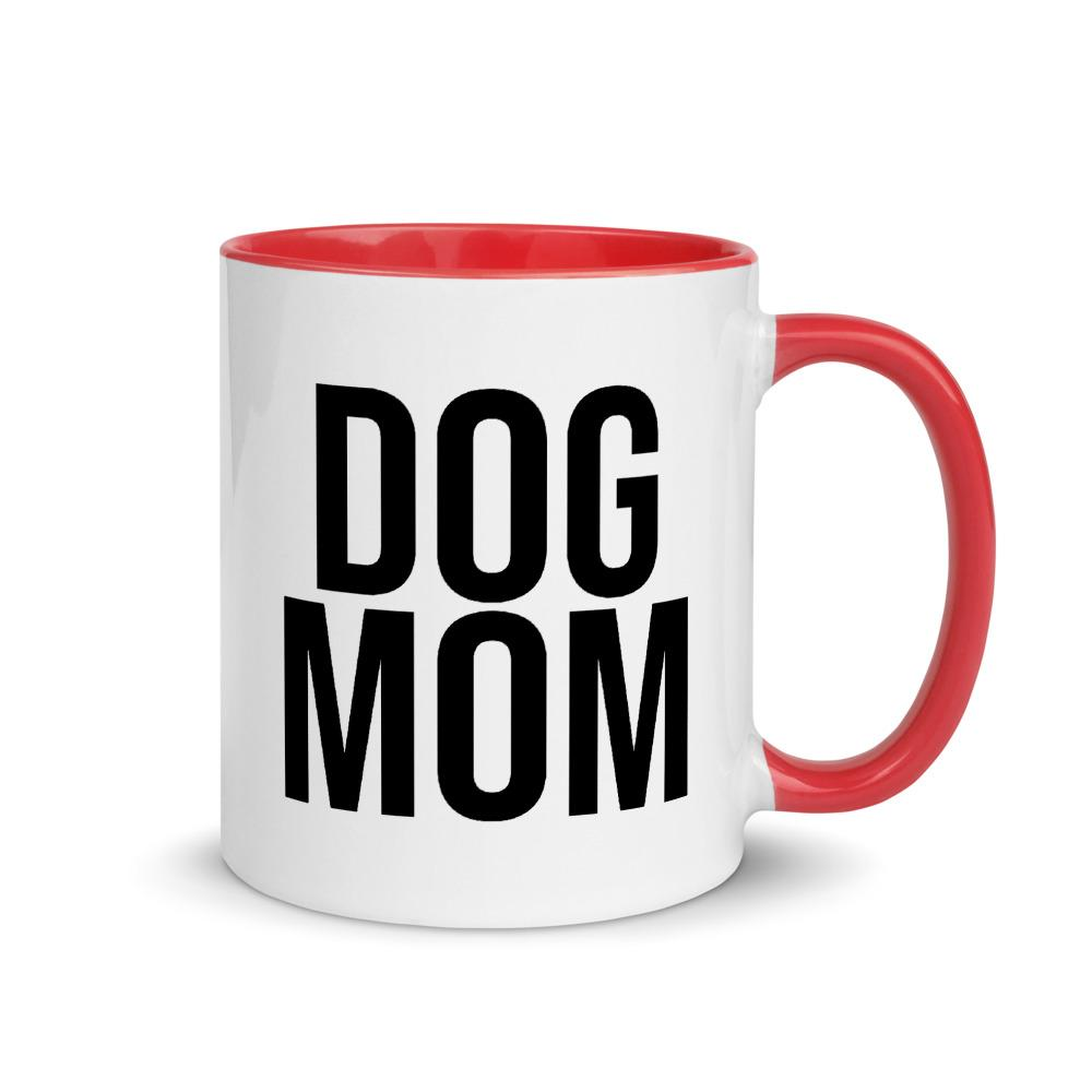Dog Mom Coffee Mug