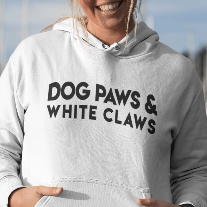 White Claws Hoodie