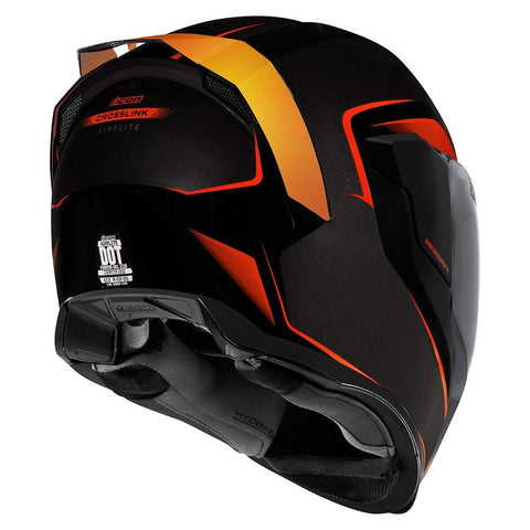 Icon Helmets Copy of Icon AirFlite Crosslink - Red