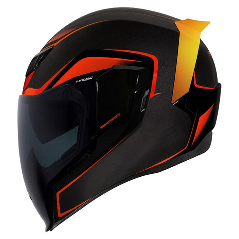 Icon Helmets Icon AirFlite Crosslink Motorcycle Helmet - Red