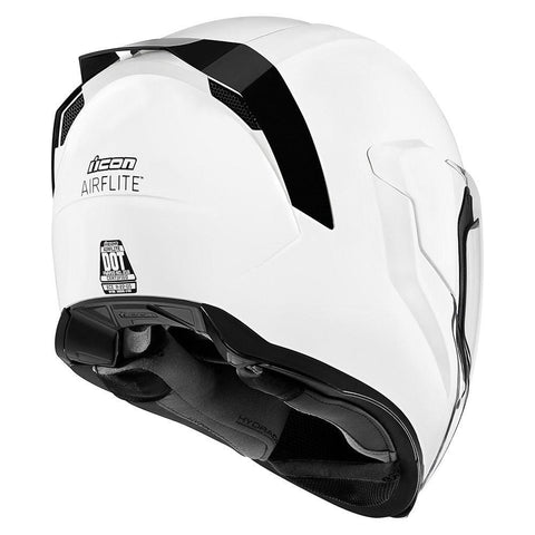 Image of Icon Helmets Icon AirFlite Gloss Motorcycle Helmet