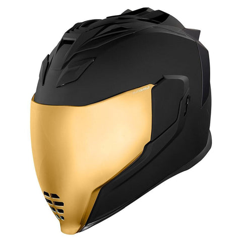 Image of Icon Helmets XS / BLACK Icon Airflite Peacekeeper Motorcycle Helmet