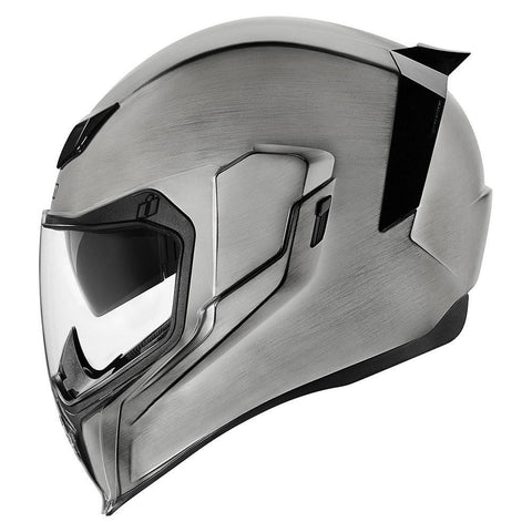 Image of Icon Helmets XS / Clear Icon AirFlite QuickSilver Helmet