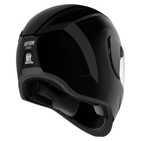 Icon Helmets ICON Airform Gloss Motorcycle Helmet