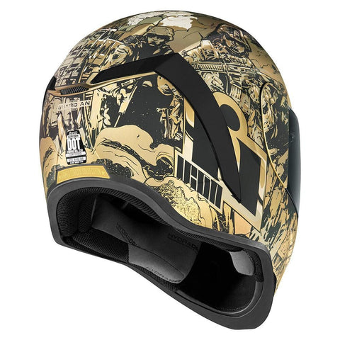 Icon Helmets Icon Airform Guardian Motorcycle Helmet