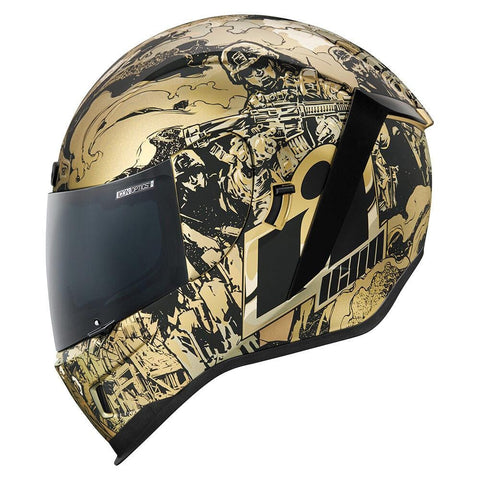 Icon Helmets XS Icon Airform Guardian Motorcycle Helmet