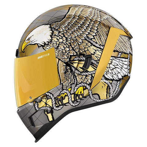 Icon Helmets XS Icon Airform SemperFi Motorcycle Helmet