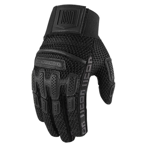 Image of Icon Gloves Icon 1000 Brigand Motorcycle Gloves