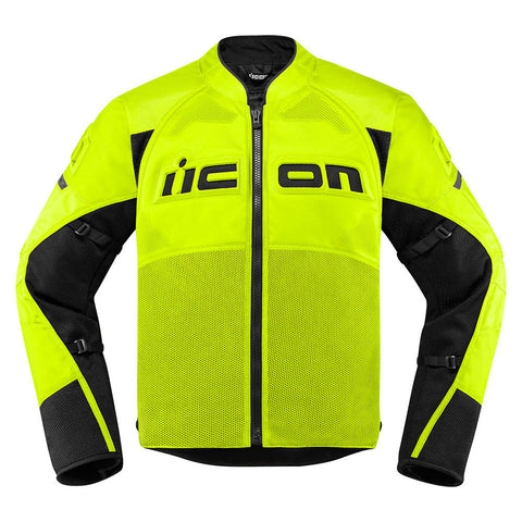 Icon Jackets S / HIVIZ Icon Contra2 Motorcycle Jacket