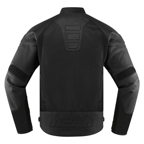 Image of Icon Jacket Icon Contra2 Leather Motorcycle Jacket