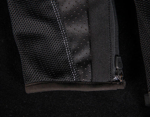 Image of Icon Jacket Icon Contra2 Perforated Motorcycle Jacket