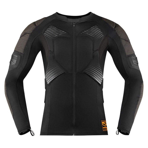 Image of Icon Protective S Icon Field Armor Compression Shirt