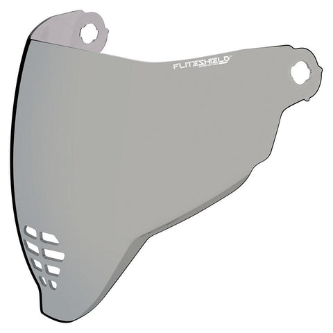 Image of Icon Shields Airflite / Silver Icon Flite shield for Airflite