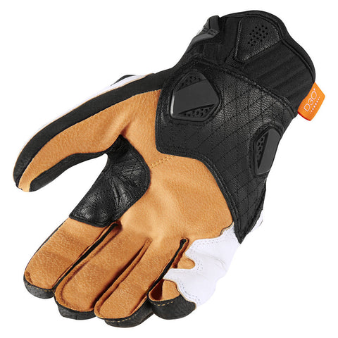 Icon Gloves Icon Hypersport Motorcycle Gloves