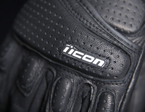 Icon Gloves Icon Superduty 2 Motorcycle Gloves