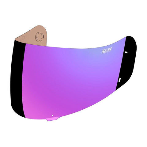 Image of Icon Shields Purple Icon Pro shield for Alliance, Alliance GT, Airframe