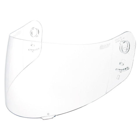Image of Icon Shields Clear Icon Pro shield for Alliance, Alliance GT, Airframe