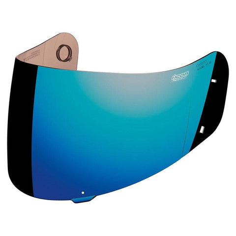Icon Shields Blue Icon Pro shield for Alliance, Alliance GT, Airframe