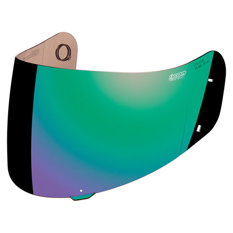 Image of Icon Shields Green Icon Pro shield for Alliance, Alliance GT, Airframe