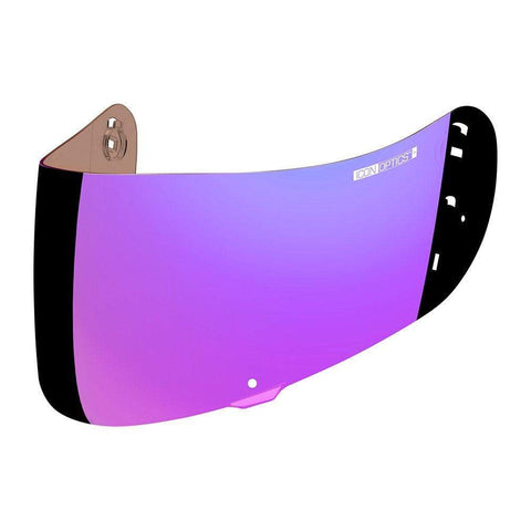 Image of Icon Shields Purple Icon Optics shield for Airframe Pro, Airform and Airmada