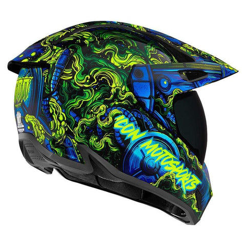 Icon Helmets Icon Willy Pete Variant Pro Motorcycle Helmet