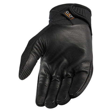 Icon Gloves Icon Anthem 2 Stealth Motorcycle Gloves - Women's