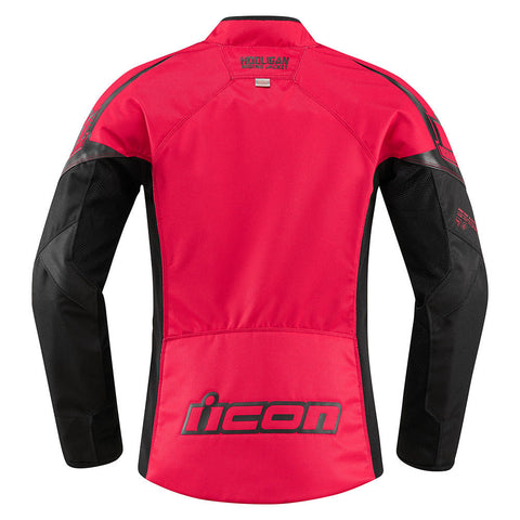 Icon Jacket Icon Hooligan Motorcycle Jacket - Women's