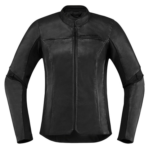 Icon Jacket Icon Overlord Leather Jacket Women's