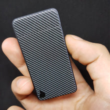 realistic photo the flame x carbon fiber arc lighter