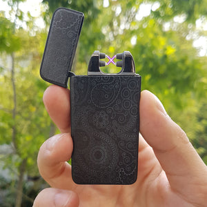 Pattern Electric Lighter The Flame X brand into the nature