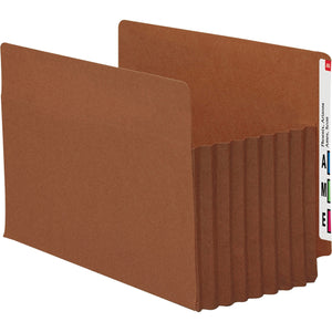 Smead Tuff Pocket End Tab File Pockets