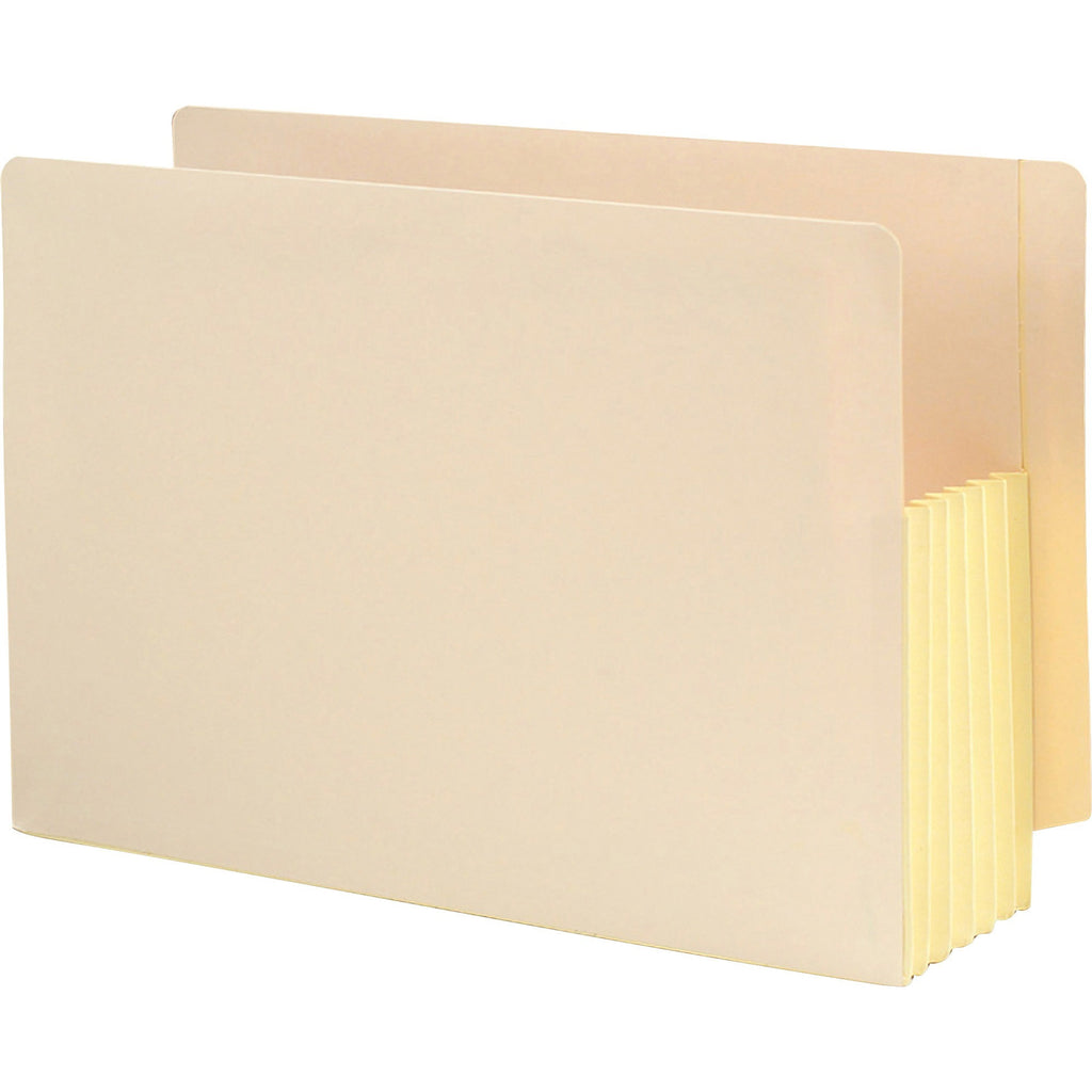 Smead Tyvek Lined Gusset End Tab File Pockets