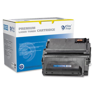 Elite Image Remanufactured Toner Cartridge - Alternative for HP 38A (Q1338A) - Laser - 12000 Pages - Black - 1 Each