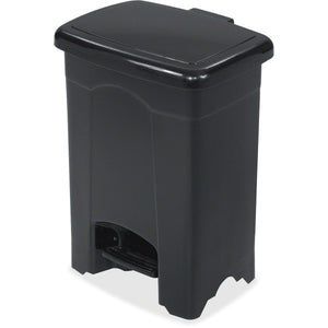 Safco Plastic Step on 4 Gallon Receptacle