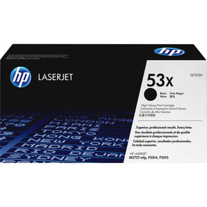 HP 53X Original Toner Cartridge   Single Pack