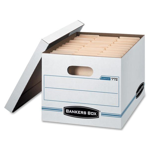 Bankers Box Light Duty Storage File Box