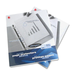 Wilson Jones Heavyweight Multi Punched Page Protector