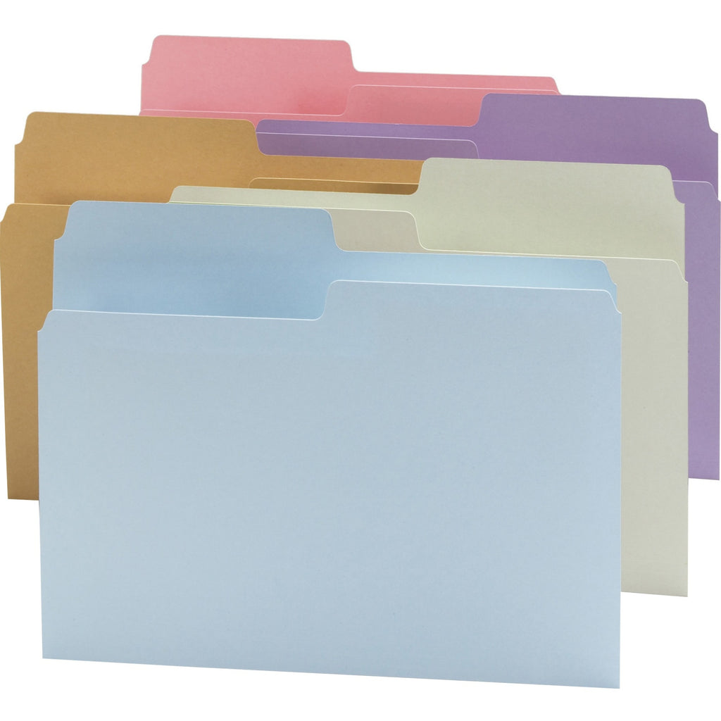 Smead SuperTab Top Tab File Folder 24PK