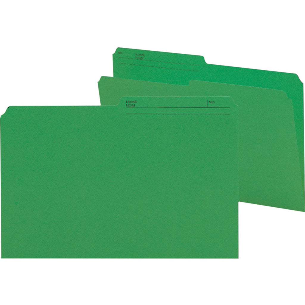 Smead Colored Top Tab File Folder Legal 100PK