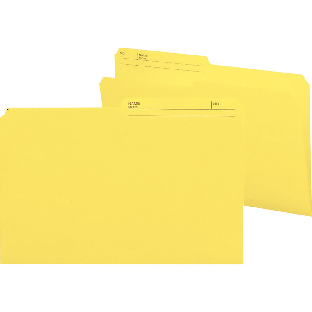 Smead Colored Top Tab File Folder 100PK