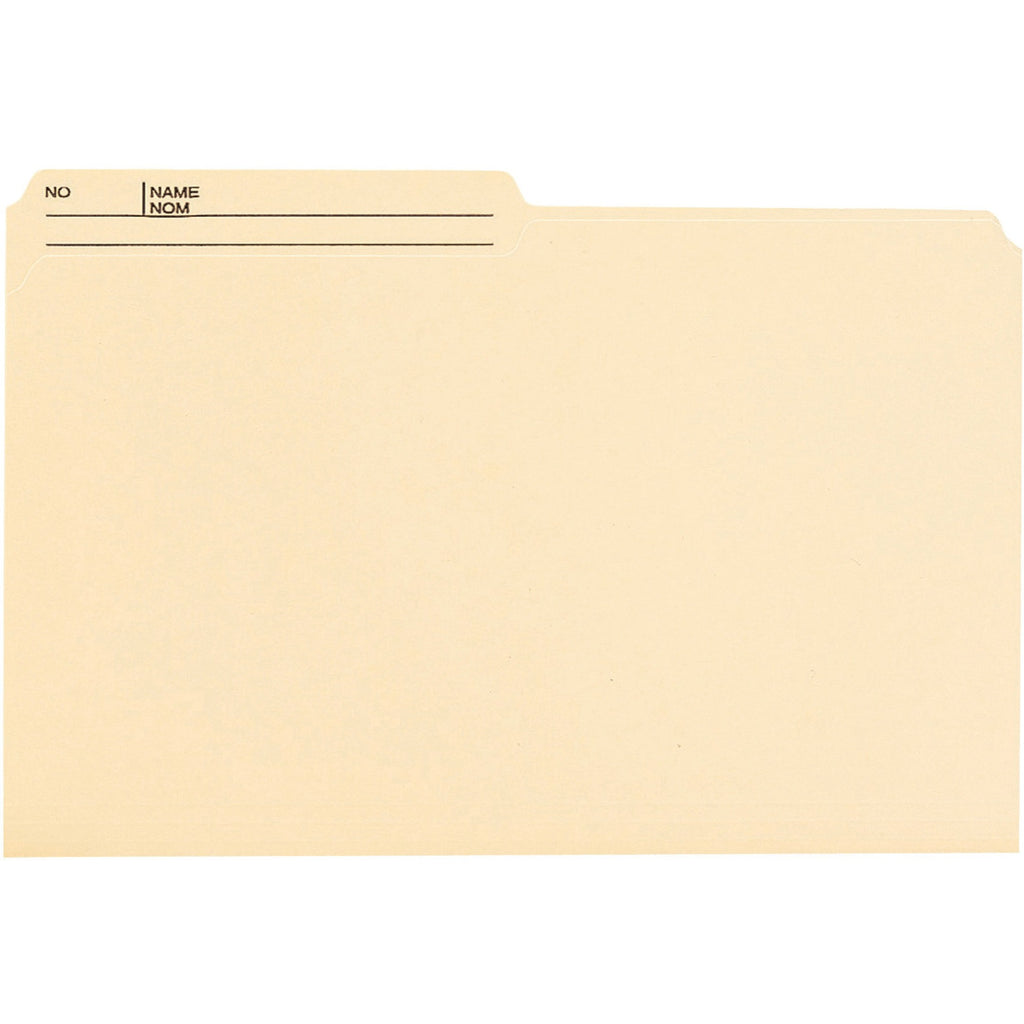 Smead Top Tab File Folder Legal 100PK