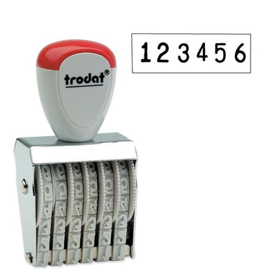 Trodat Manual Numberer Stamp