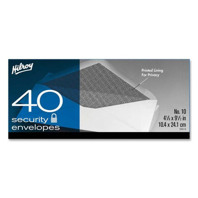 Hilroy High Count Boxed Envelope